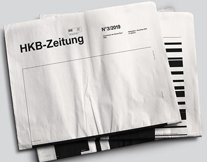 HKB-Zeitung Infographics