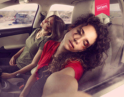 Volkswagen | Don't Selfie and Drive