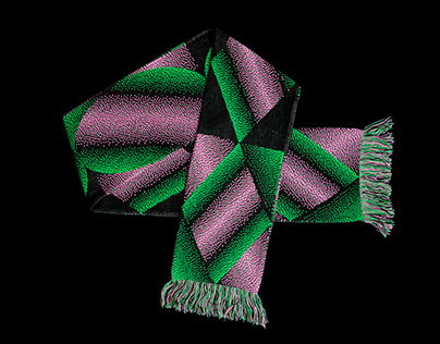 Knitted Football Scarves — Webshop
