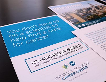 Fundraising Suite, UI Cancer Center