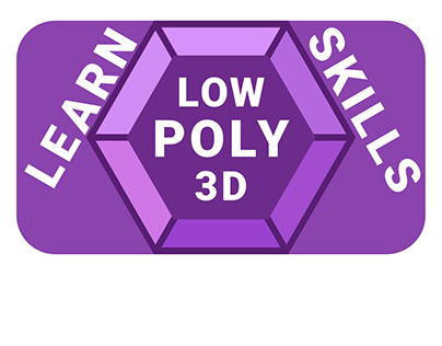 Learn Low-Poly 3D