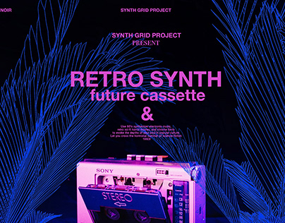 Synth Cat & Cassette Record