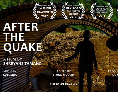 After the Quake - Film