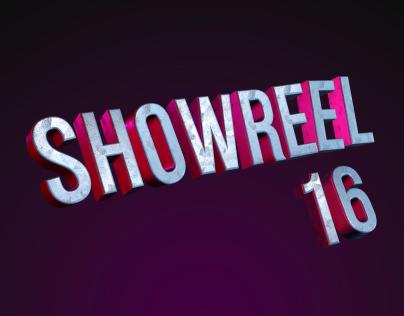 Showreel'16
