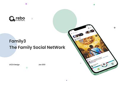 FAMILY 3   THE FAMILY SOCIAL NETWORK
