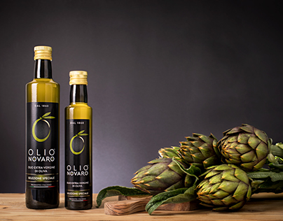 Olio Novaro products photography