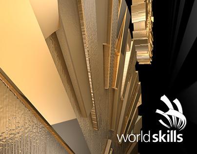 WorldSkills São Paulo 2015 Medal