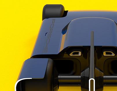 PORSCHE CUB | Le Mans Prototype