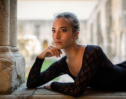 Sessão fotográfica de dança | Ballerina photo shoot