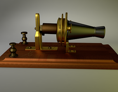 NMDE Project 2: Graham Bell Telephone