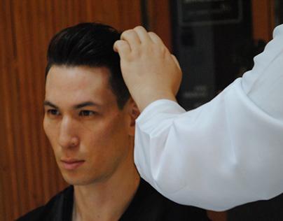 Mellow barbershop