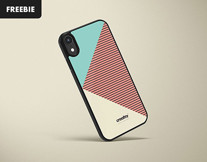 Free Download: iPhone XR Case Mockups