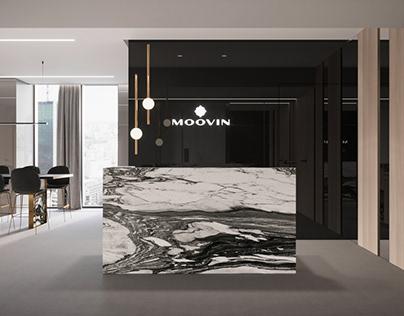 Moovin Interiors' Office in Warsaw