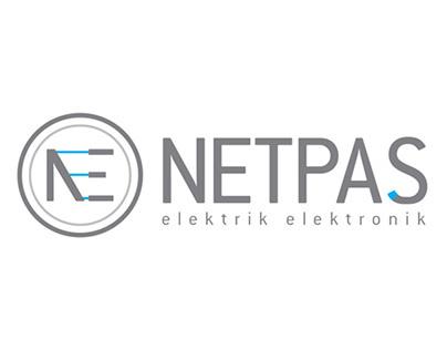 """Netpaş"" Logo and Corporate Design"