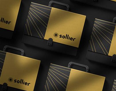Sollier Energia Solar - Identidade Visual
