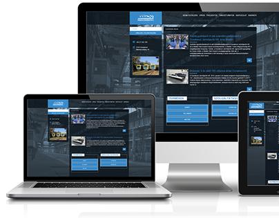 Web design - DJJ