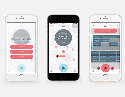 BeatStreet Mobile App