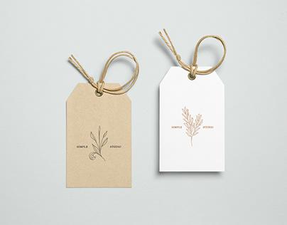 Simple Studio Branding