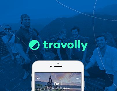 Travolly app