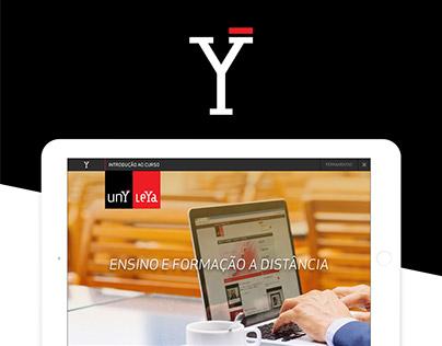 UnYLeYa — interface gráfico de utilizador