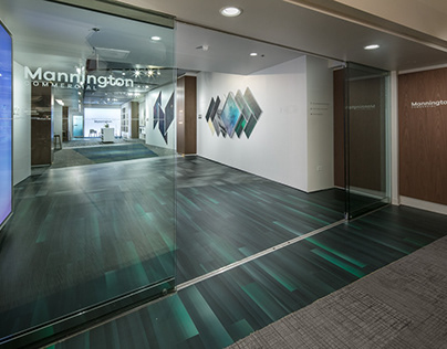 Mannington Commercial NeoCon Showroom