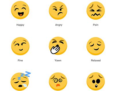 Emoticons Design