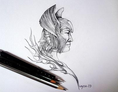 Pencil Love 14.