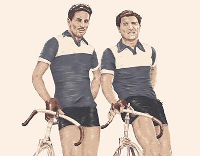 Vintage Bikers