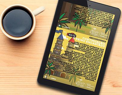 (e-book) História O Reino Encantado