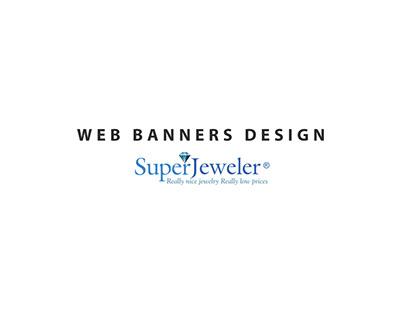 WEB BANNERS DESIGN