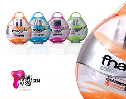 FNAC - PACKAGING DESIGN- SHAPE - Reutilizável
