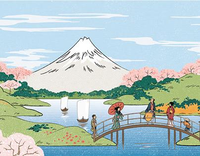 Branding: GORUDEN WIKU for MICHIZAKI