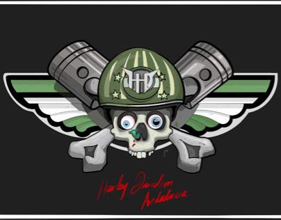 Harley Davidson Andalucía Logo
