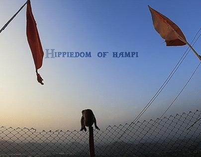 HIPPIEDOM OF HAMPI | Cinematic Travel Film