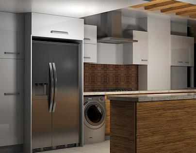Cabinet design (2014)
