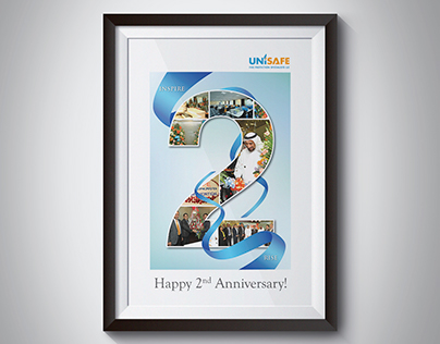 UNISAFE ANNIVERSARY POSTER