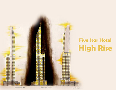 Third Year Project - Five Star Hotel, High Rise