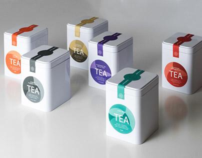 Ping Pong Tea Packaging