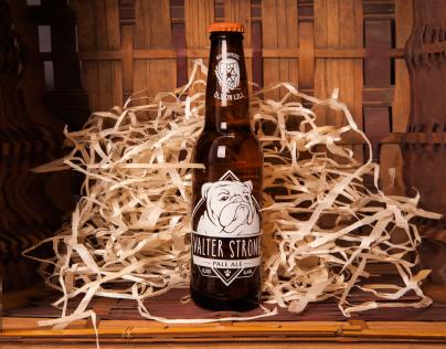 Õlu on Lill Brewery / Valter Strong Beer