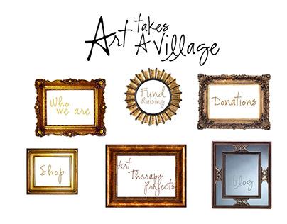 Art Takes A Village