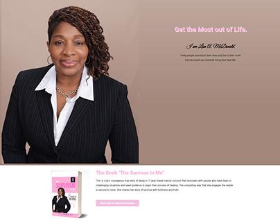 Lisa McDonald Website