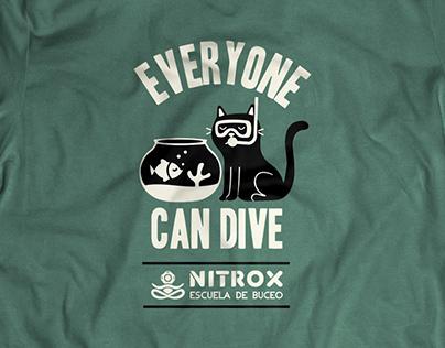 """Infinity"" & ""Nitrox"" - Merchandising"