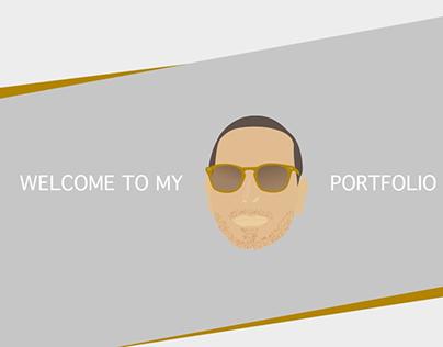 Project portfolio website