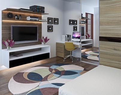 Syu's Bedroom