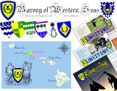 Barony of Western Seas Website 2019