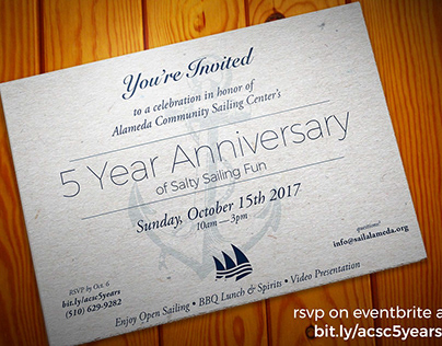 ACSC 5yr Anniversary