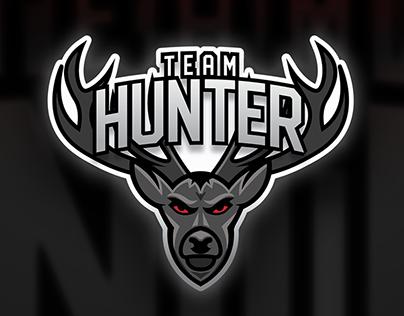 Deer Mascot Logo