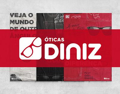 Poster - ÓTICAS DINIZ