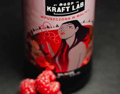 KRAFT LAB - Raspberry Lager