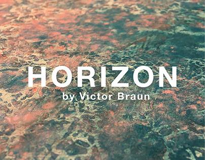 Paintings - Horizon series (2016-2019)